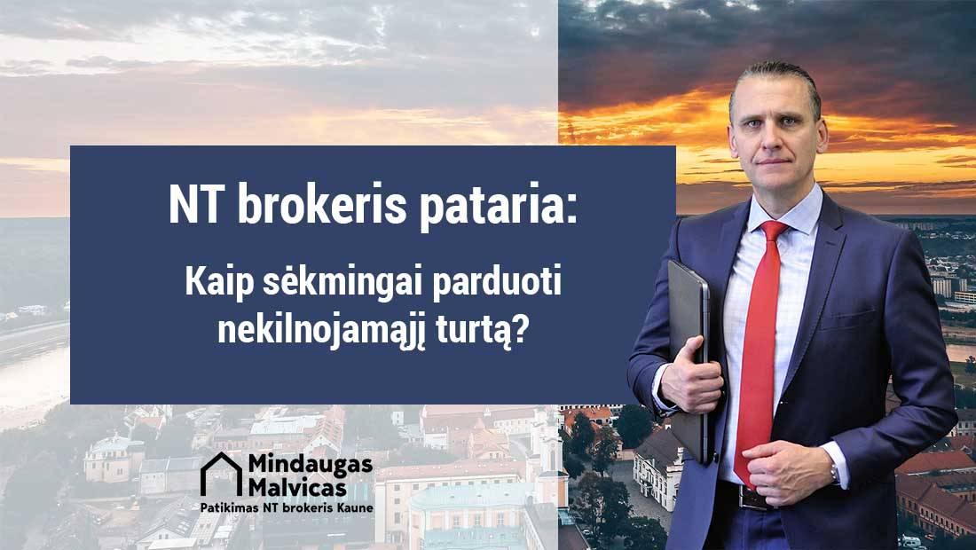 NT pardavimo gidas. Kaip sėkmingai parduoti nekilnojamąjį turtą?